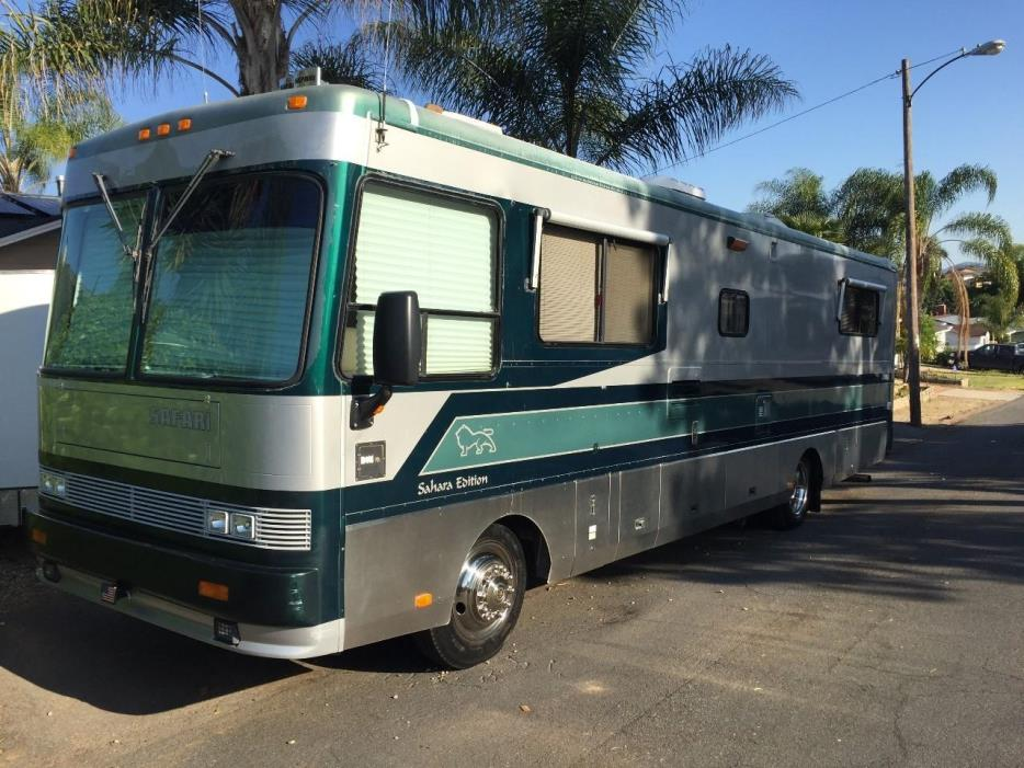 1996 Safari SAHARA 33' DIESEL PUSHER