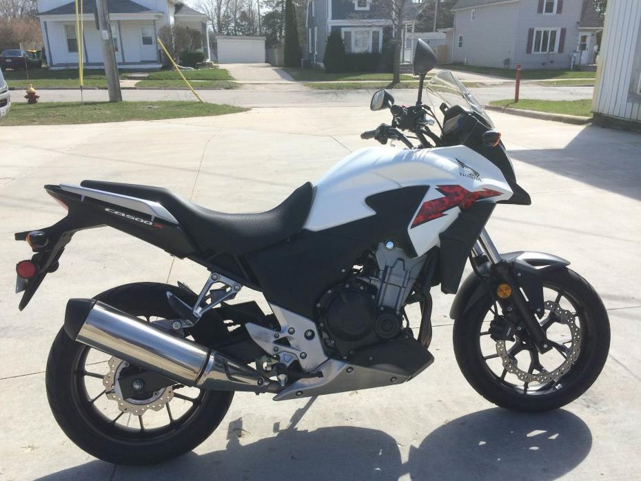 2014 Honda Cb500x Motorcycles for sale