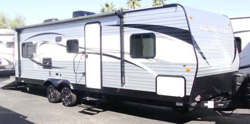2015 Skyline Nomad 278RC