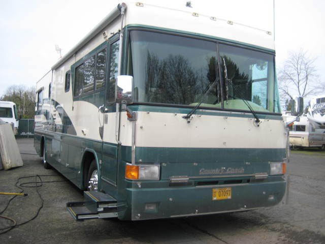 1997 Country Coach INTRIGUE 36 FULL BODY PAINT