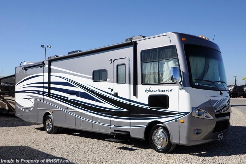 2014 Thor Motor Coach HURRICANE 34E