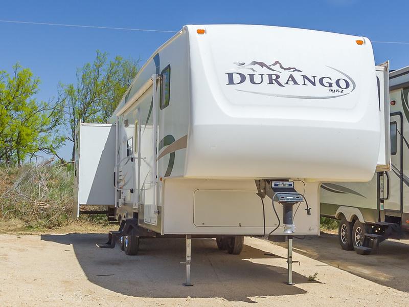 2008 K-Z Rv Durango 325BH