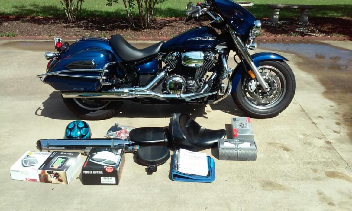 Yamaha v star 1300 motorcycles for sale in louisiana for Yamaha dealers in louisiana