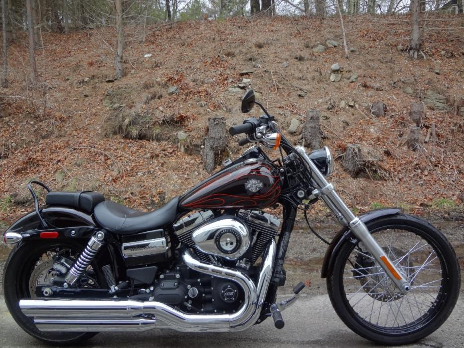 harley davidson fxdwg dyna wide glide motorcycles for sale in massachusetts. Black Bedroom Furniture Sets. Home Design Ideas
