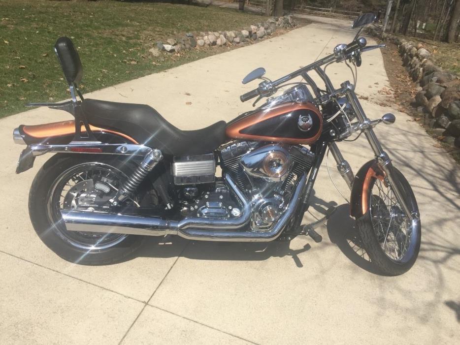 2008 Harley-Davidson DYNA WIDE GLIDE ANNIVERSARY EDITION