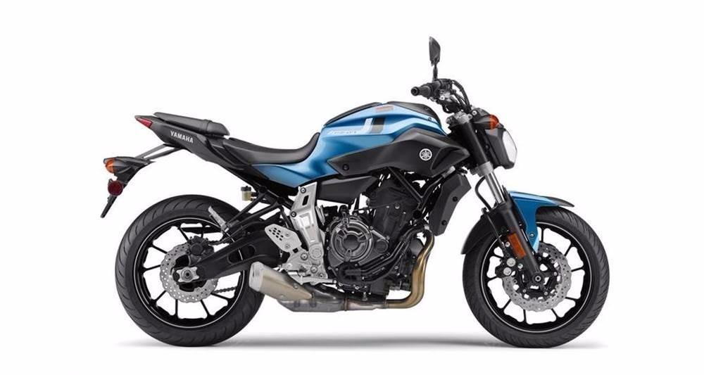 2017 Yamaha FZ 07