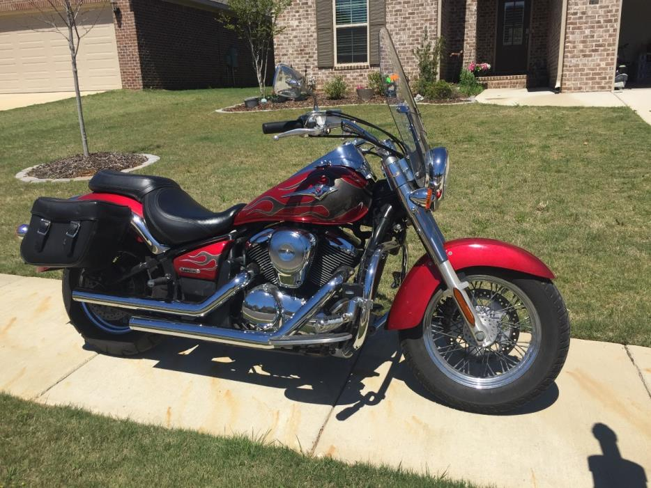 kawasaki vulcan 900 motorcycles for sale in alabama. Black Bedroom Furniture Sets. Home Design Ideas