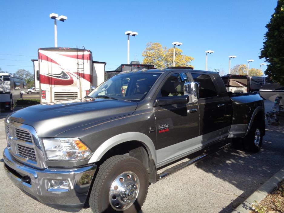 2012 Dodge Dodge Laramie 3500