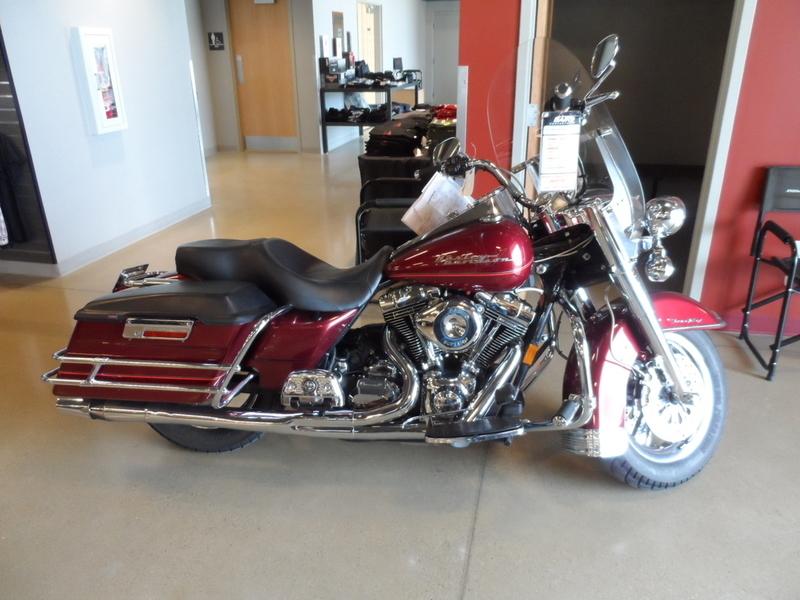 2000 Harley-Davidson Road King FLHR