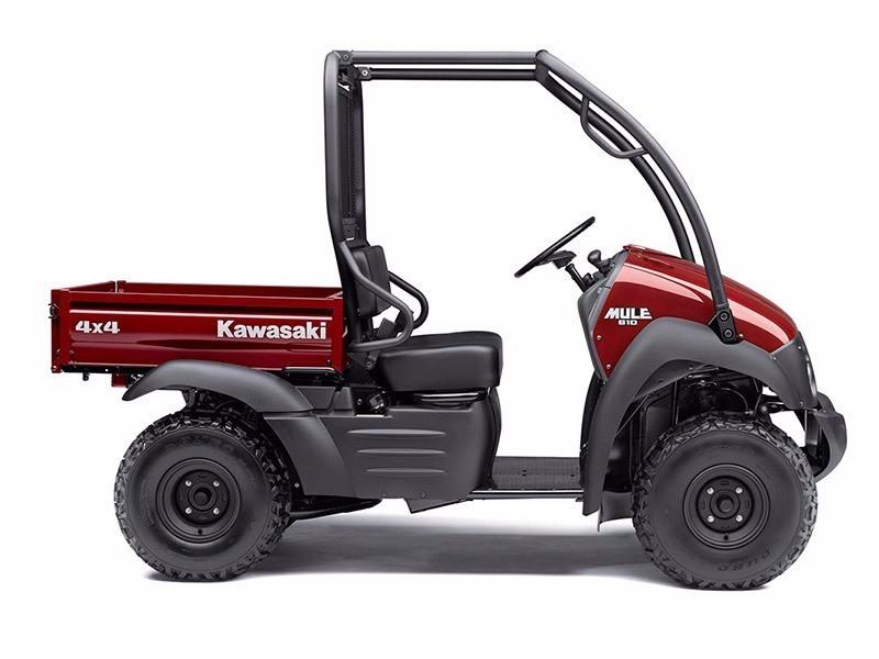 2016 Kawasaki Mule 610 4x4