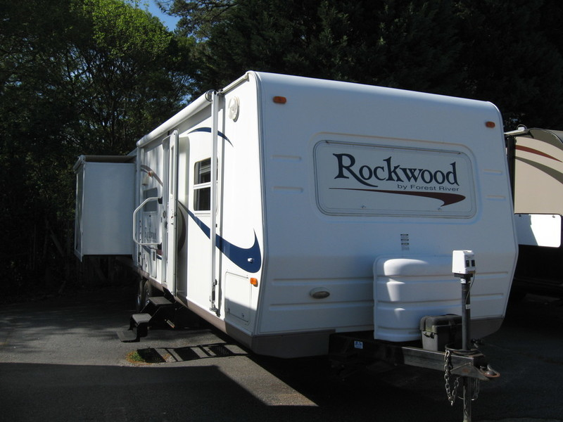 2005 Rockwood 8318SS
