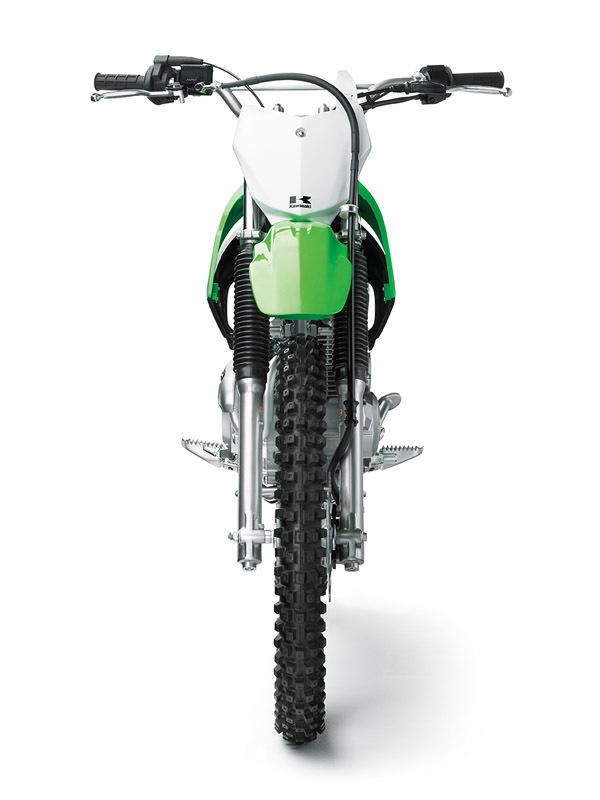 2017 Kawasaki KLX140G, 5