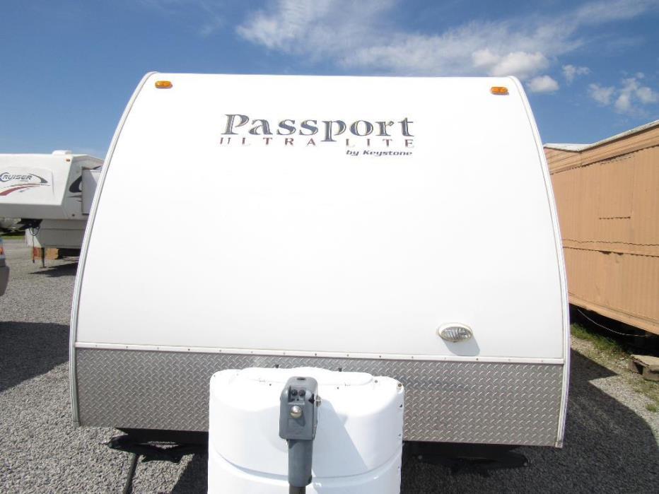 2011 Keystone Passport Express 199ML