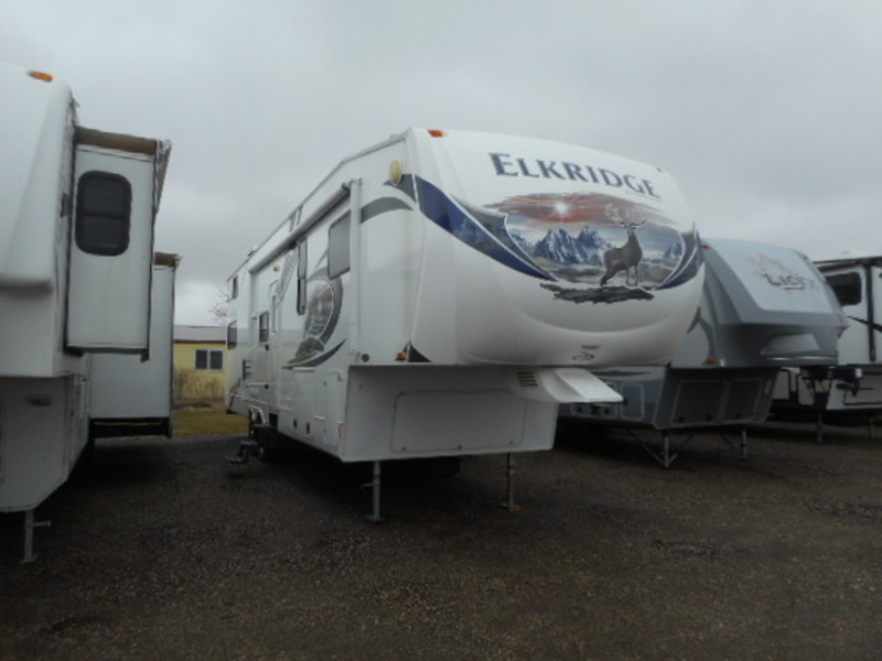 2012 Heartland ElkRidge 35DSRL