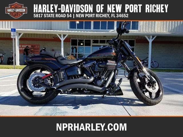 2016 Harley-Davidson FXSBSE CVO SCREAMIN EAGLE BREAKOUT
