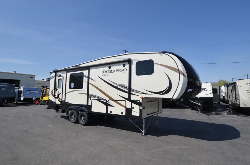 2018 Kz Durango D255RKT