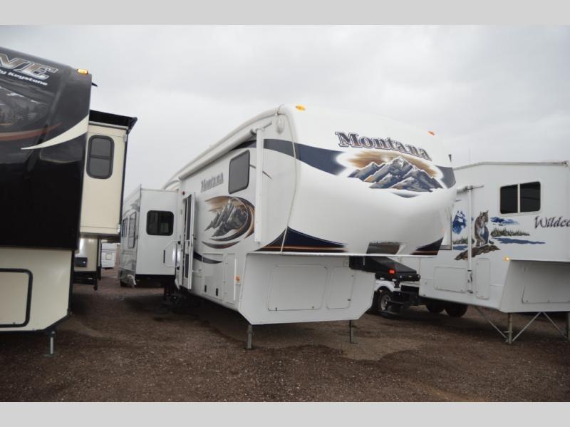 2011 Keystone Montana 3665RE