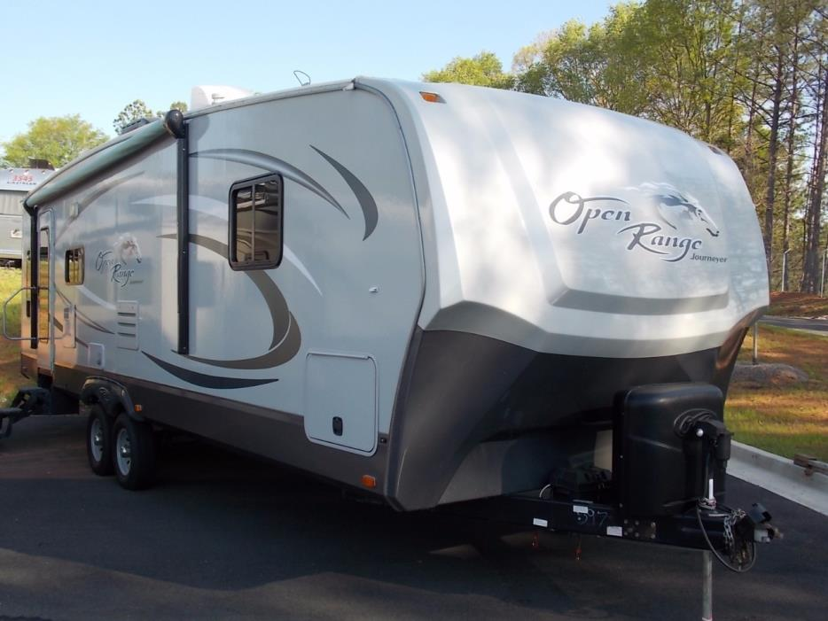 2011 Open Range 287RLS JOURNEYER