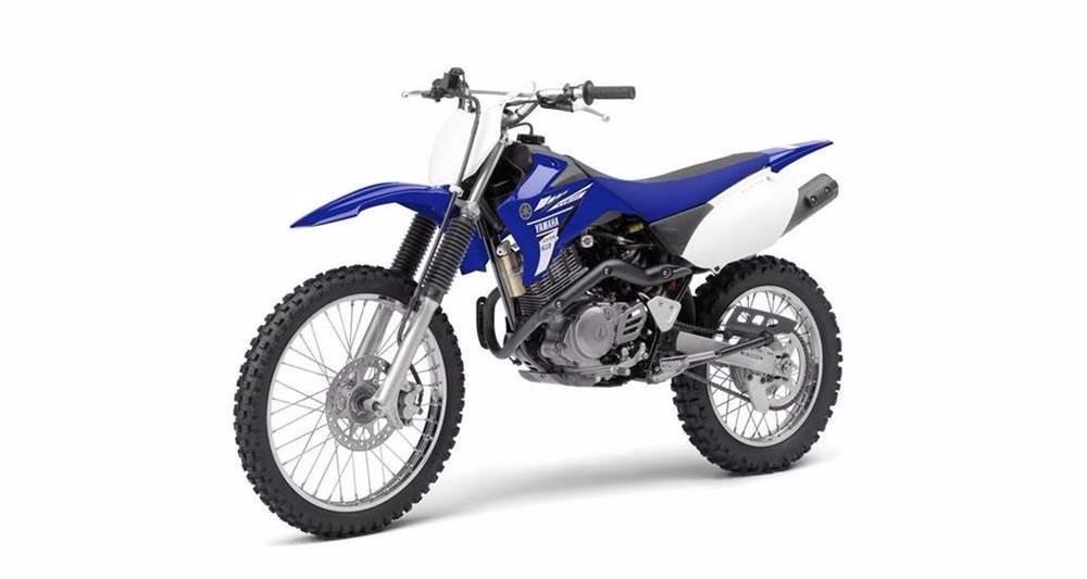 2017 Yamaha TT R125LE