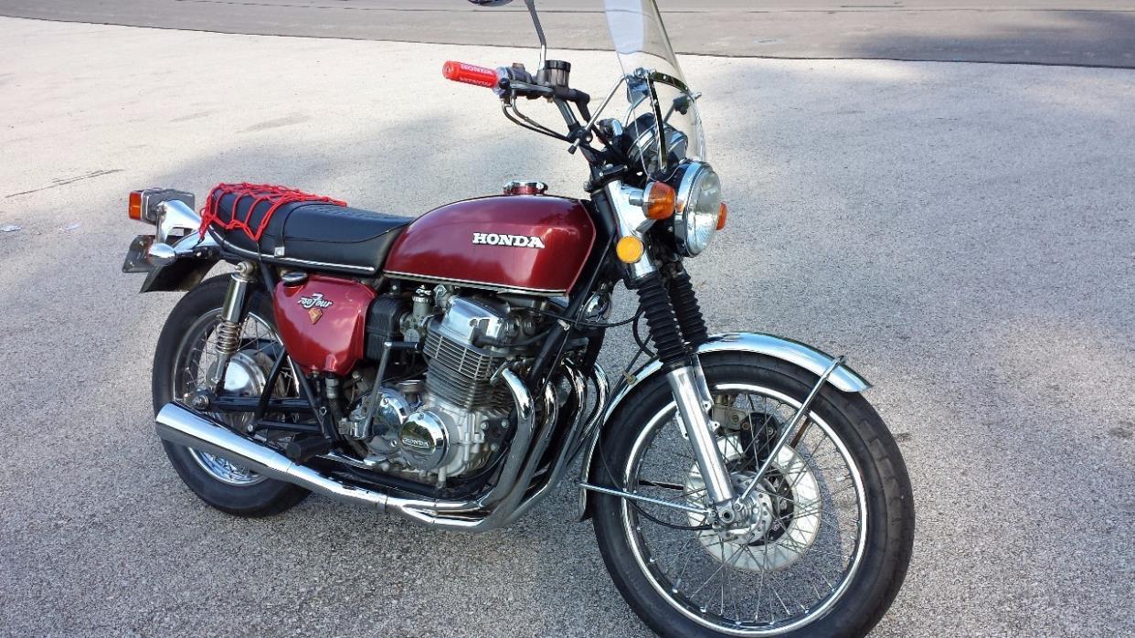 honda cb 750 motorcycles for sale in missouri. Black Bedroom Furniture Sets. Home Design Ideas