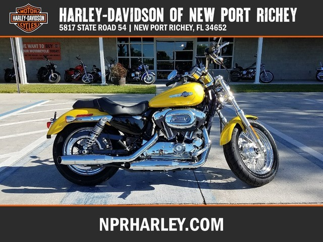 2017 Harley-Davidson XL 1200C SPORTSTER 1200C