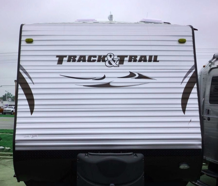 2016 Gulf Stream Track and Trail Track & Trail 17RTHSE