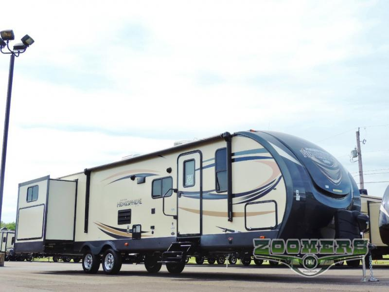 2018 Forest River Rv Salem Hemisphere Lite 311QB
