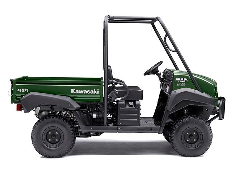 2016 Kawasaki Mule 4010 4x4