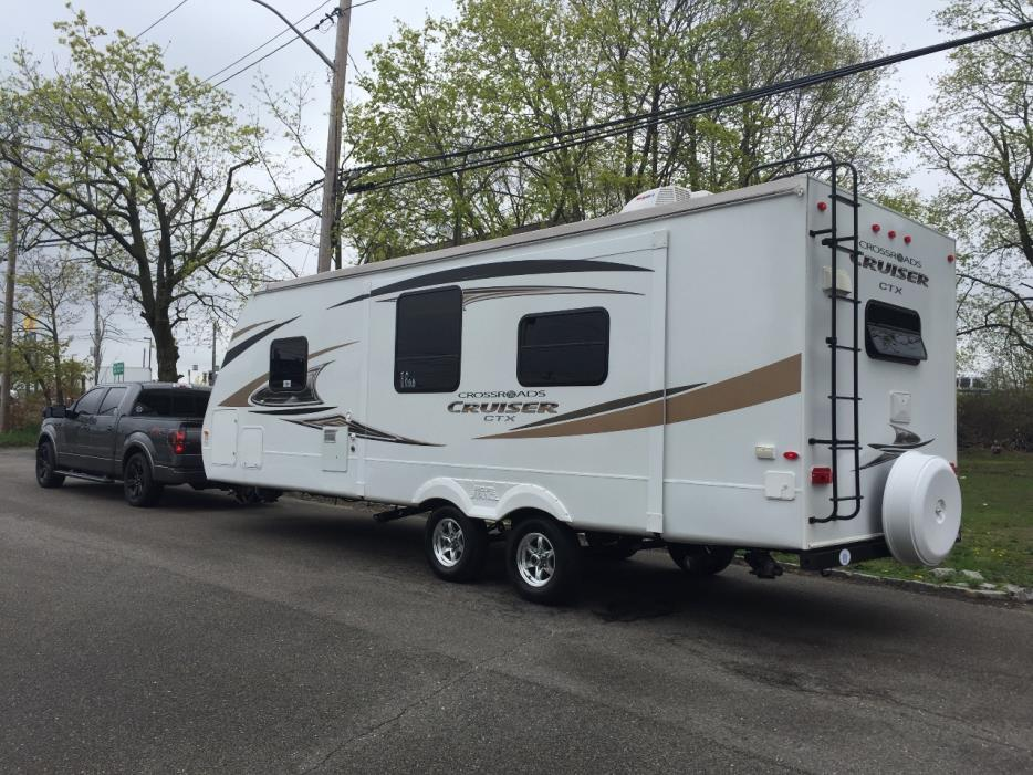 2011 Crossroads CRUISER 26RK