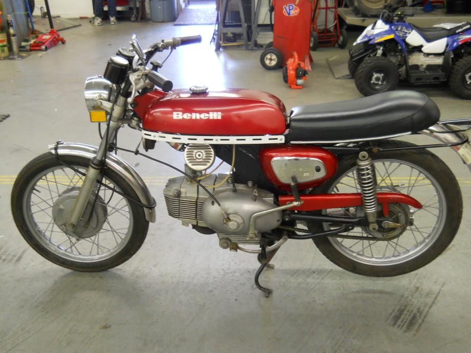 Benelli 250 Motorcycles For Sale