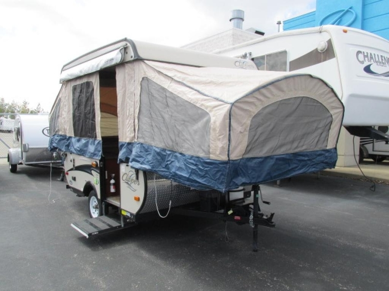 2014 Coachmen Clipper Camping Trailers 106