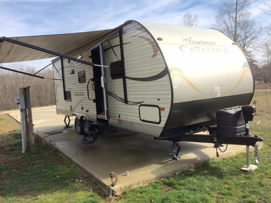 2015 Coachmen CATALINA 243 RBS