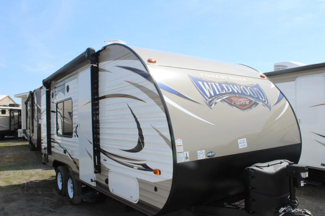 2018 Forest River WILDWOOD 171RBXL