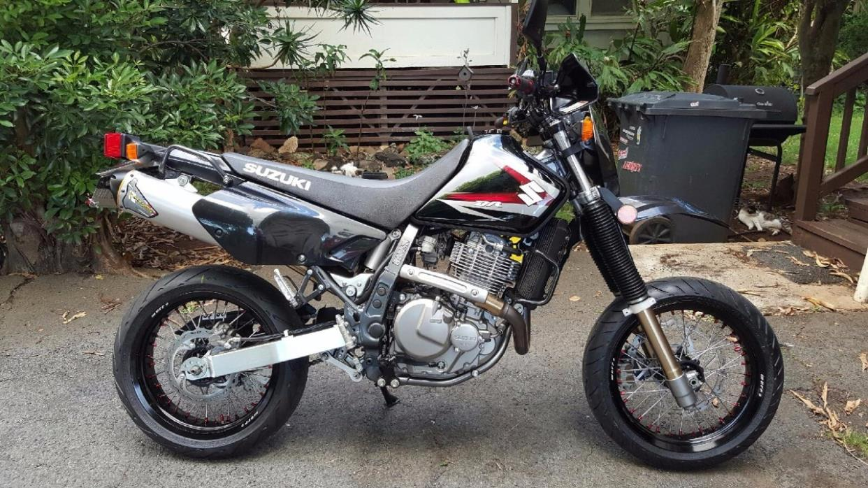 Suzuki Motorcycles For Sale In Hawaii