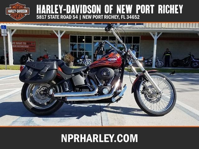 2006 Harley-Davidson FXSTB SOFTAIL NIGHT TRAIN