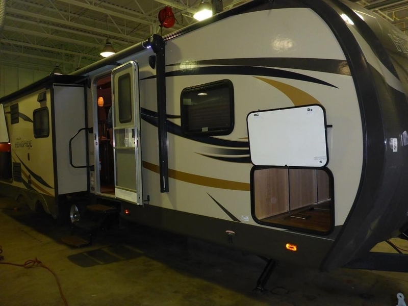 2015 Forest River Salem Hemisphere 272RLIS