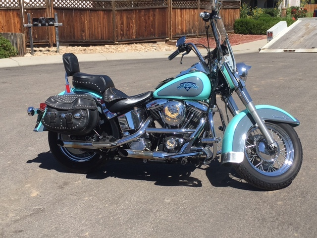 1994 Harley-Davidson HERITAGE SOFTAIL CLASSIC