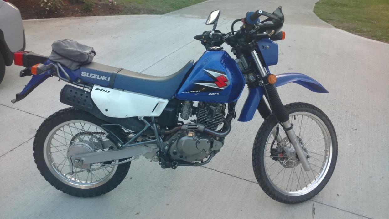 2006 Suzuki DR 200SE