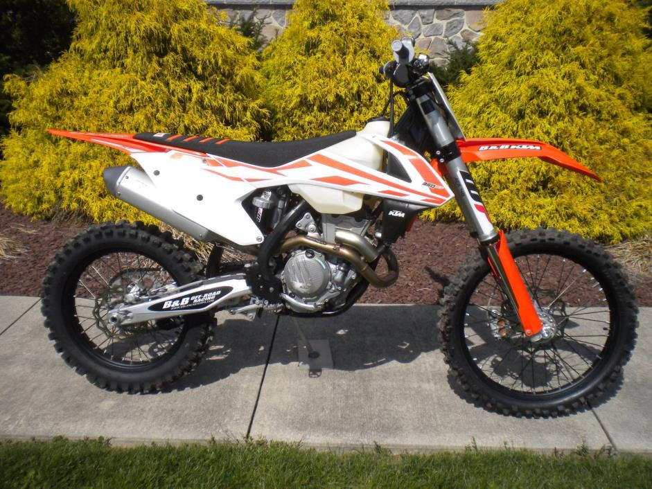 ktm 350 xc f motorcycles for sale in pennsylvania. Black Bedroom Furniture Sets. Home Design Ideas