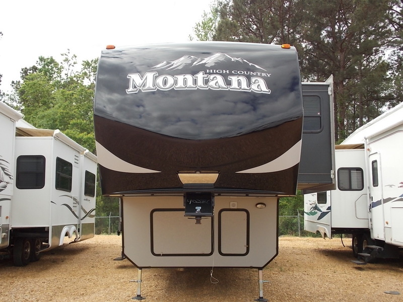 2016 Keystone Rv Montana High Country 343RL