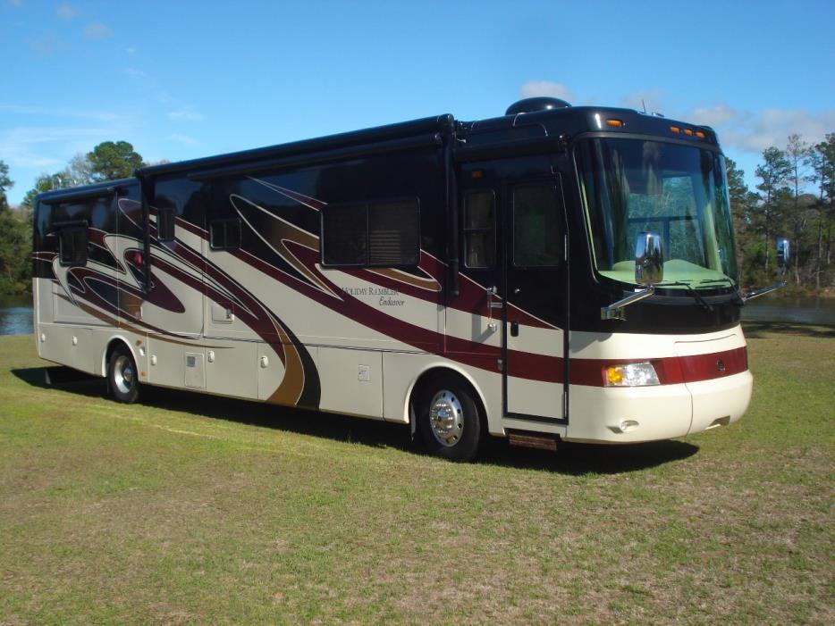 2009 Holiday Rambler ENDEAVOR 41PDQ