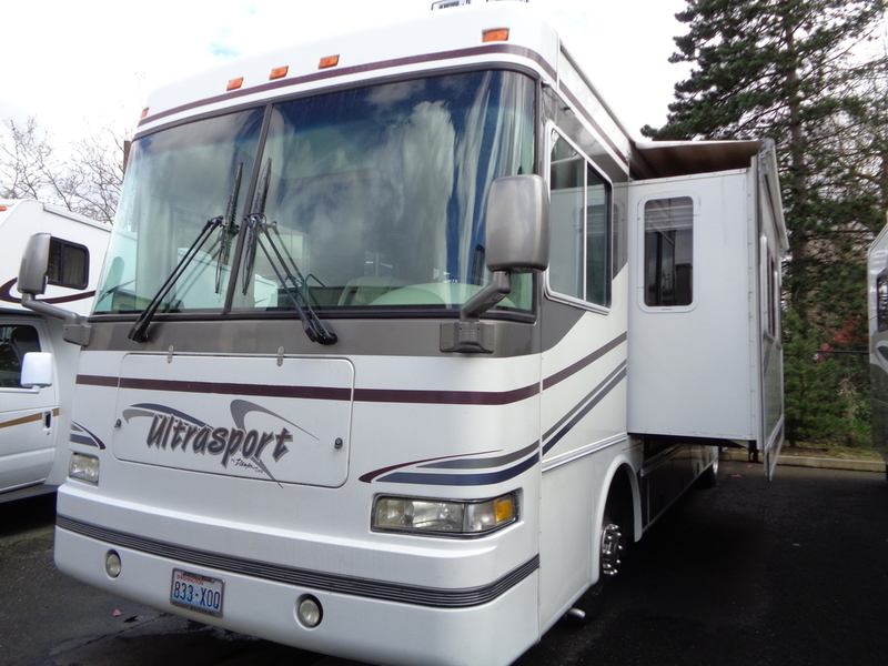 2001 Damon Rv Ultrasport 3670