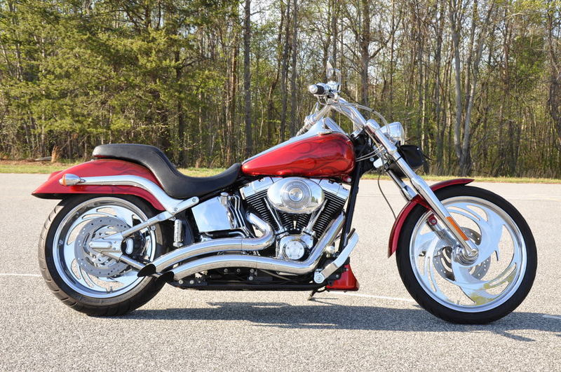 2006 Harley-Davidson FXSTD - Softail Deuce