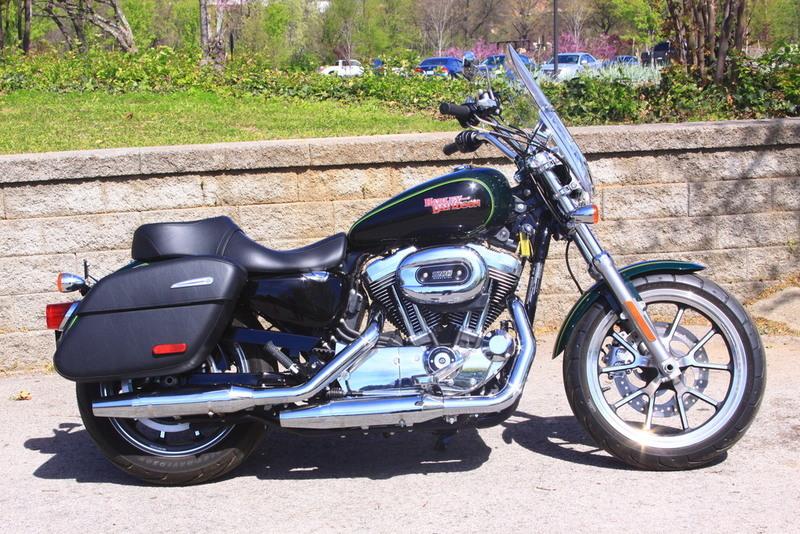 2016 Harley-Davidson XL1200T - Sportster SuperLow 1200T