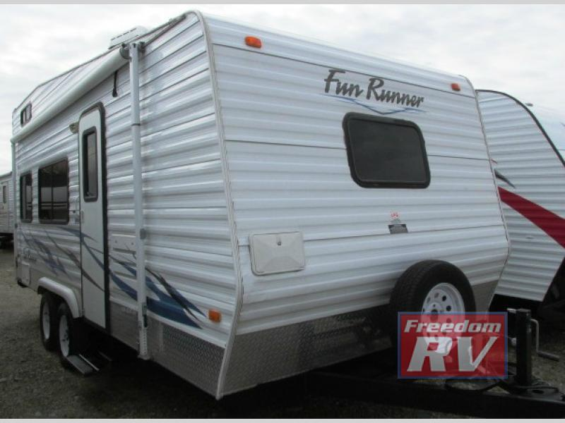 2007 Carson Trailer FUN RUNNER 21FT