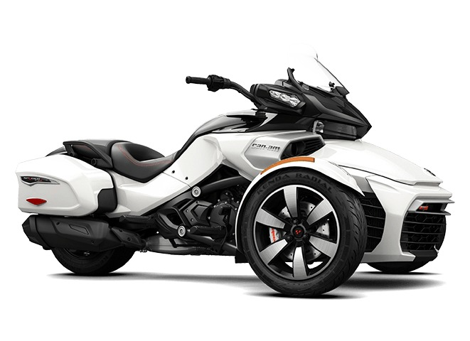 2016 Can-Am Spyder F3-T SE6 w/ Audio System