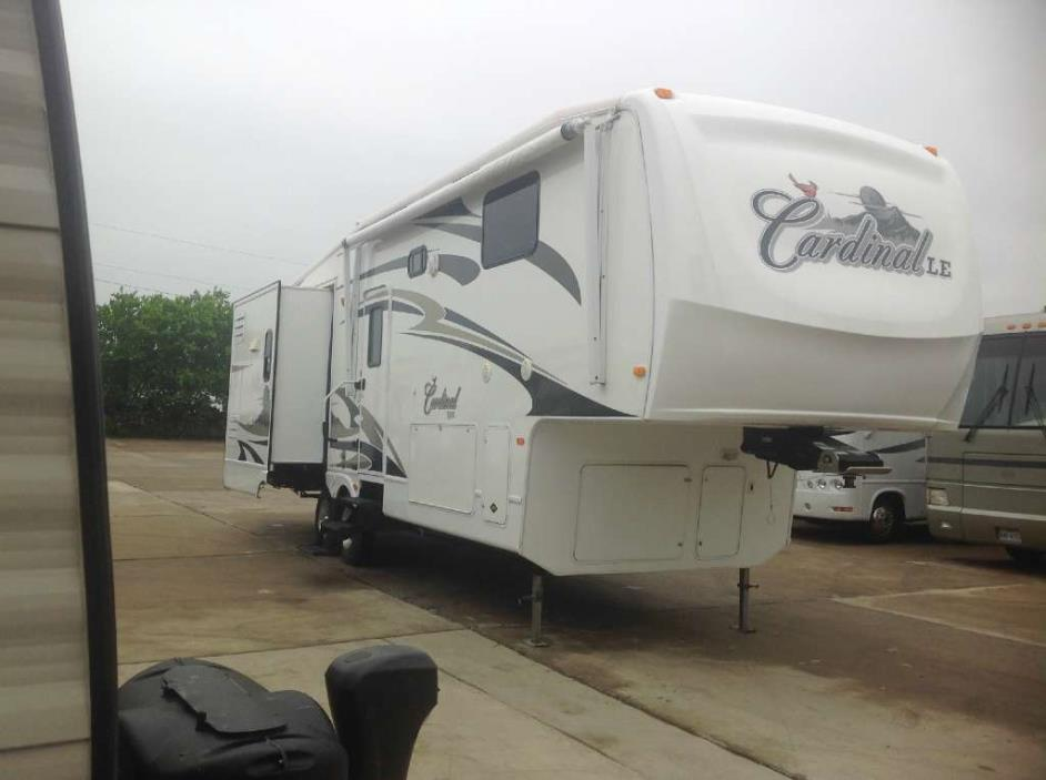 2009 Forest River Cardinal 3000RL