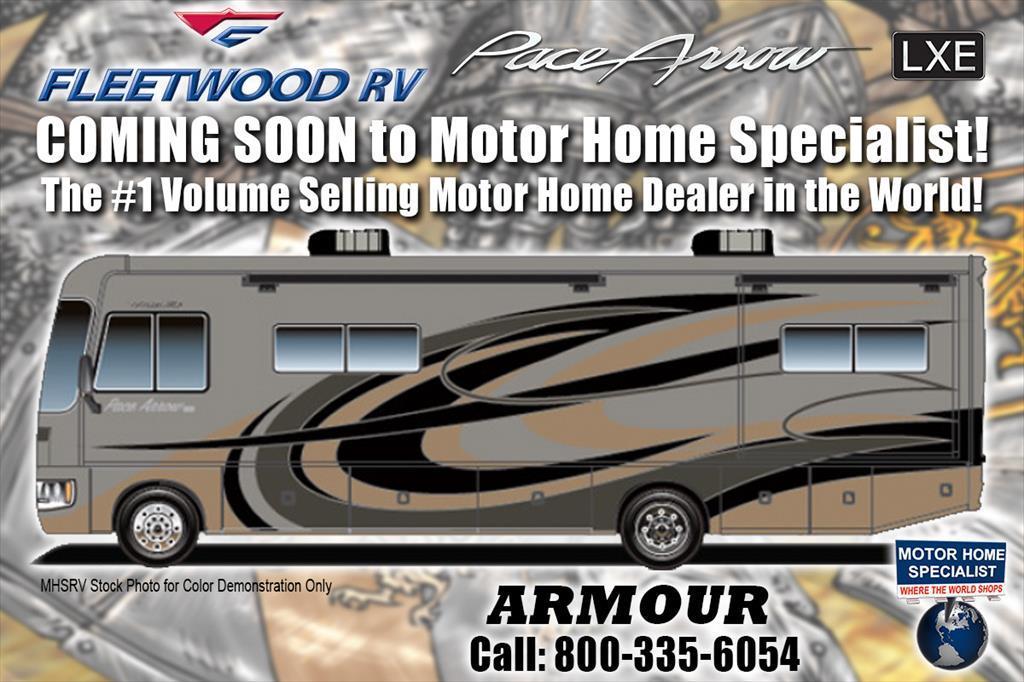 2018 Fleetwood Pace Arrow LXE 38B Bunk House RV for Sale at MHSRV W/Ki