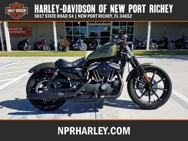 2017 Harley-Davidson XL883N SPORTSTER 883 IRON