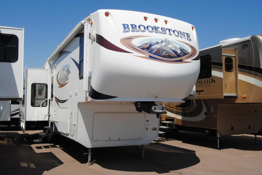2010 Coachmen BROOKSTONE 36RL